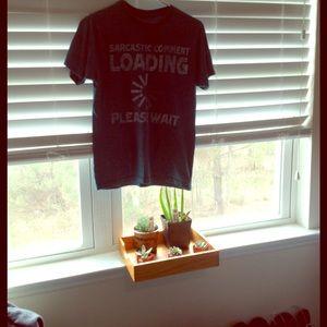 Hybrid Tops - ---Sarcastic Shirt---