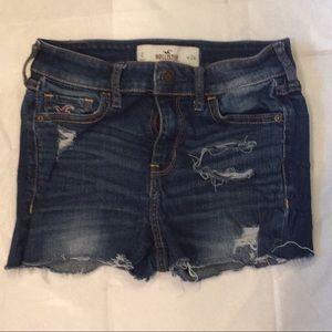 Hollister short shorts