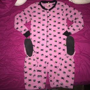 Adult Feeted Pajamas 118