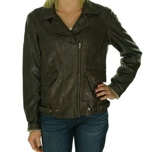 Kut from the kloth Dean Faux Leather jacket