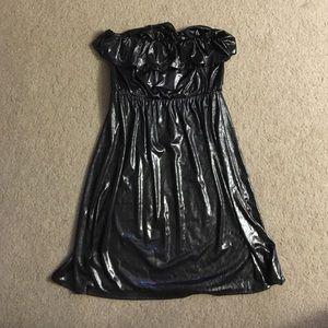 Velvet Torch Dresses & Skirts - Metallic dress
