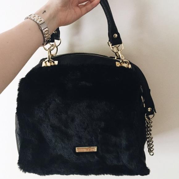 3b71790f0d Olivia   Joy faux fur handbag. M 57ae26f0620ff79d1700a4cf