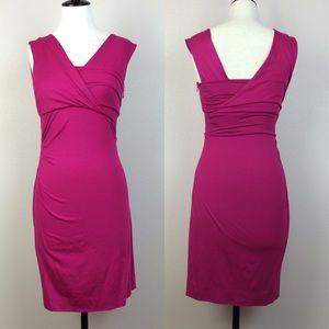 Diane von Furstenberg Dresses & Skirts - DVF fuchsia cocktail dress