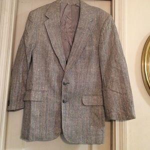 Hamricks Other - Hamricks Men's Lightweight Tweed Sports Coat. 41R