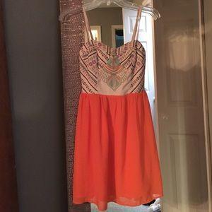Boutique style dress size S
