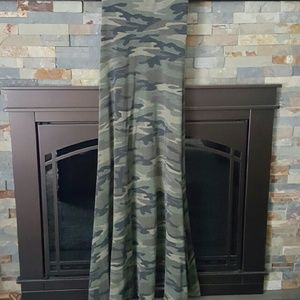 Other - Donating 1/11! Camo Maxi Dress or Fold-Over Skirt