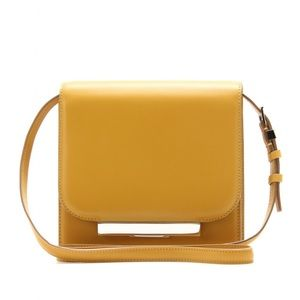 The Row Handbags - REDUCED! ❤️ The Row Classic Shoulder Bag Yellow