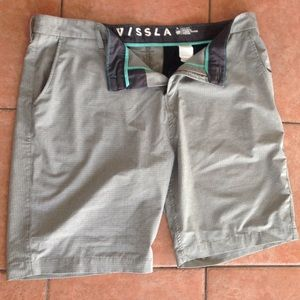 VISSLA Other - Men's hybrid shorts