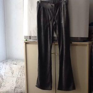 Pants - 2 LOVELY SWEET LIPS NEW GREY LADIES JOGGERS NWOT