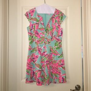 NWOT Lilly Pulitzer fit & flare dress!!