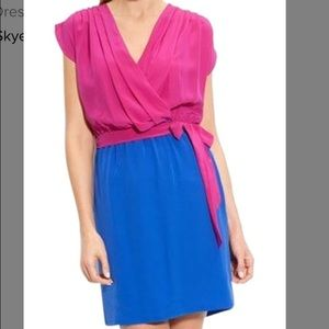 Presley Skye Nordstrom silk dress