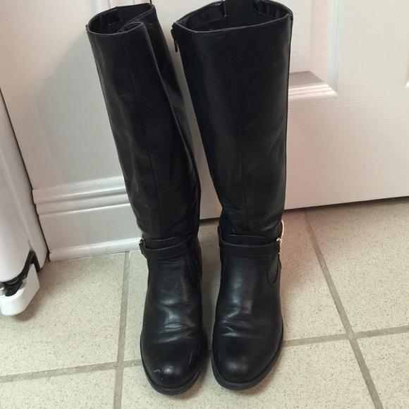 Dexflex Comfort Shoes | Black Tall