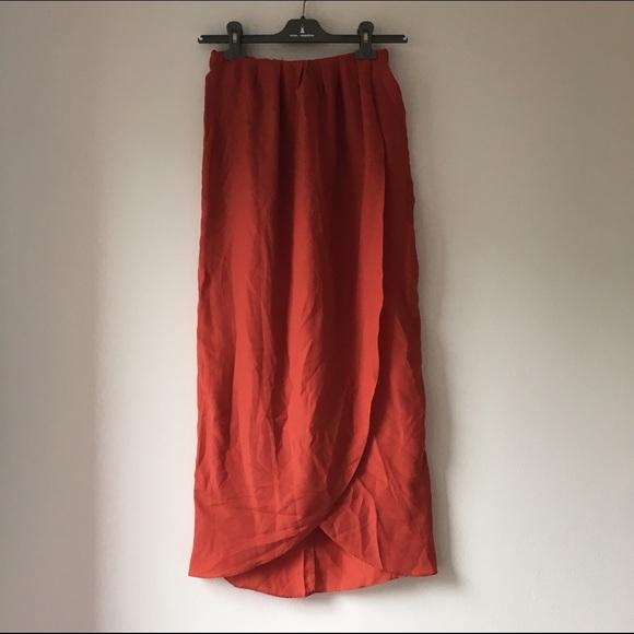 70 bar iii dresses skirts bar iii tulip wrap maxi