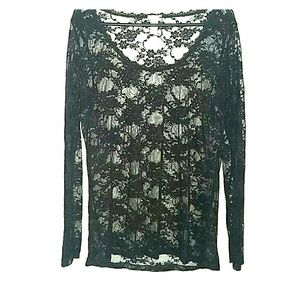 50 off downeast tops boutique vintage bird print bow top xl from