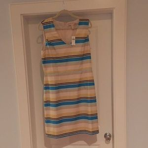 Banana Republic, size 12, striped dress