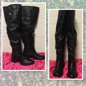 Simply Vera Vera Wang Shoes - Simply Vera Vera Wang Black Boots