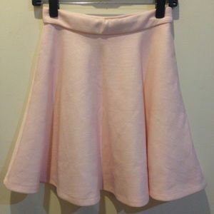 Catherine Malandrino Dresses & Skirts - Catherine Malandrino Baby Pink Skater Skirt