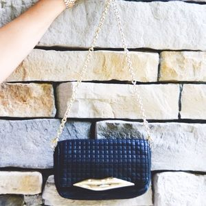 Diane von Furstenberg Handbags - DVF Mini Quilted Flap Bag. Comes with Dust Bag.