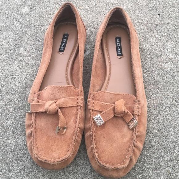 8af51b01a22 Alex Marie Shoes - tan alex marie loafers