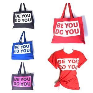Tops - ❤️Be You Do You Graphic Tees,Hats & Totes❤️