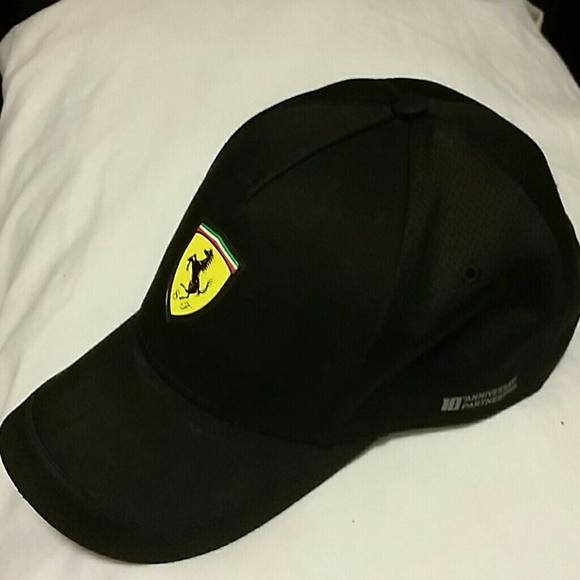 55bc6badc90 ... cheapest ferrari puma hat 012f6 f60c5