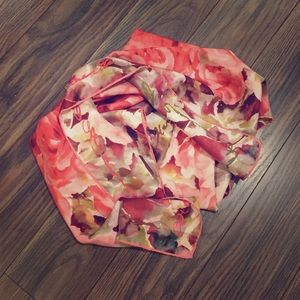 Carolina Herrera Accessories - GIFT IDEA: Caroline Herrera signed silk scarf