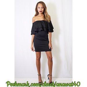 Tea n Cup Dresses & Skirts - HP Fantasy Off Shoulder Dress