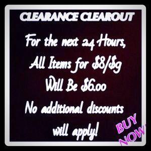 Denim - Closet clear out!!!!!!!!!!