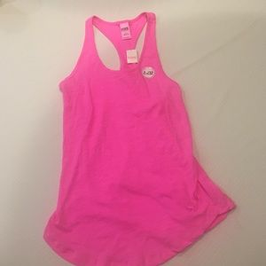 PINK Victoria's Secret Tops - Pink Victoria's Secret Basic Tank