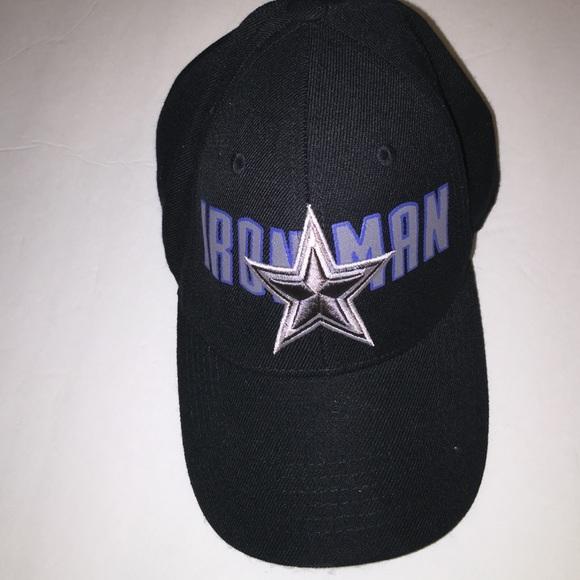 Ironman Dallas Cowboy cap hat men s os 2ce2a38a7