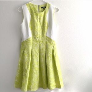 ☆ Lemon Lace Dress