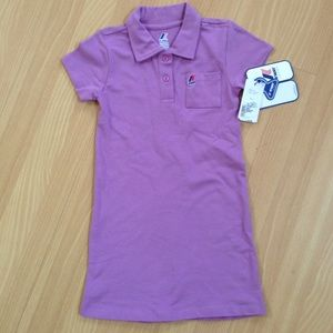 K-Way Other - NWT Girls K-Way Polo Tennis Pique Dress