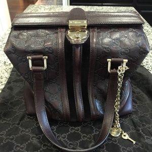 Gucci Treasure Boston Bag- Limited Edition