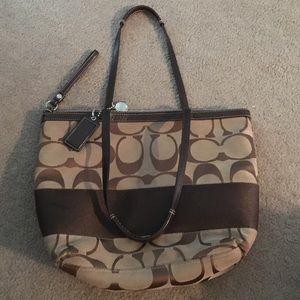 Coach Handbags - Coach bag!