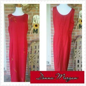 Donna Morgan Dresses & Skirts - Donna Morgan Maxi Dress!!!