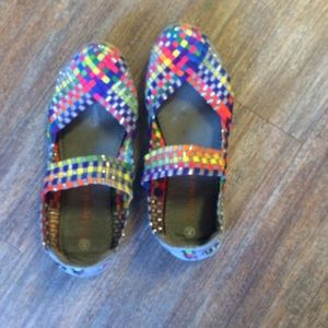bernie mev. Shoes - Bernie Mev rainbow size 40