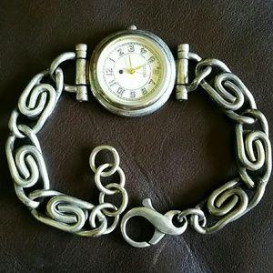 Ecclissi Jewelry - Vintage Ecclissi Sterling Silver Ecclissi Watch