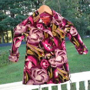 Missoni Other - Missoni for Target velvet children's trench coat