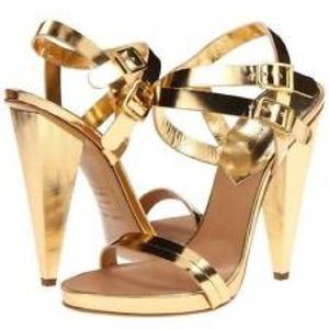 Dsquared2 Shoes - DSquared2 Leather Heels
