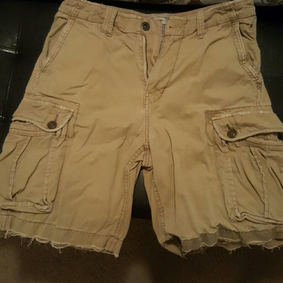 3d81777259 American Eagle Outfitters Shorts | Men American Eagle Cargo | Poshmark