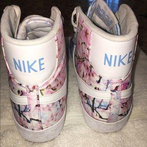 Nike Para Mujer Mediados Chaqueta Impresa ODrwTmCy