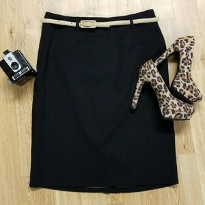 Pardon Dresses & Skirts - Black Pencil Skirt