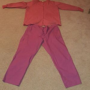 landau Pants - 2 piece LG & XLG Scrub Bundle!