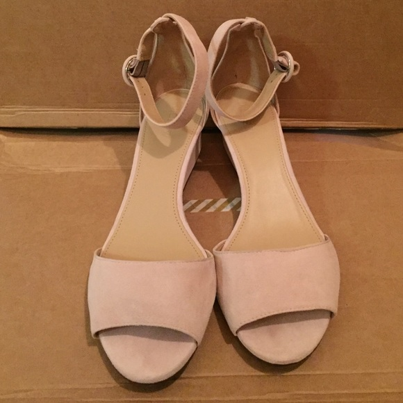 bff50f269ec0 J. Crew Shoes - J. Crew Laila Wedges in Suede