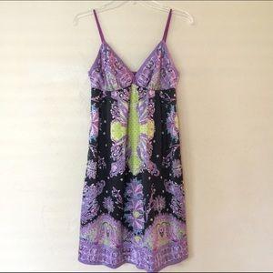 ECI Dresses & Skirts - 🎉Like New ECI Dress Size 2 Purple 🎉