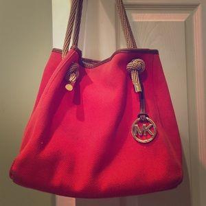 MICHAEL Michael Kors Handbags - MICHAEL Michael Kors Marina Drawstring Tote Bag