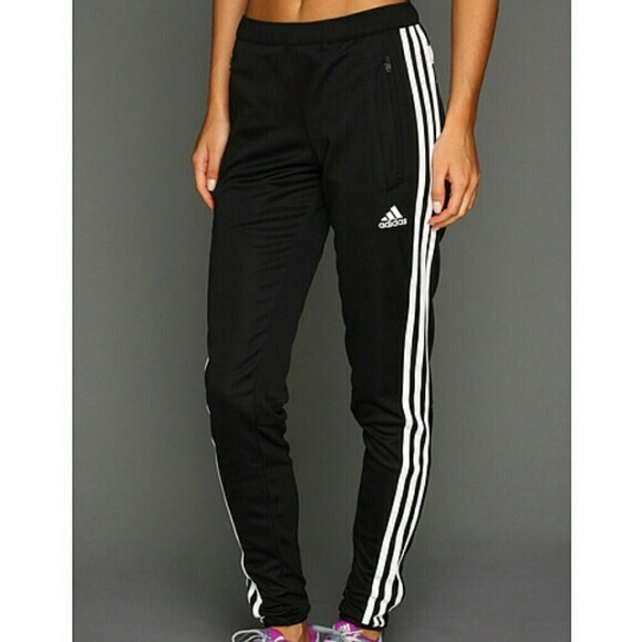 921bcb398853 adidas Pants - Adidas Women Soccer Pants Climacool XS