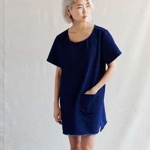 Urban Outfitters Dresses & Skirts - Urban outfitters denim shift dress