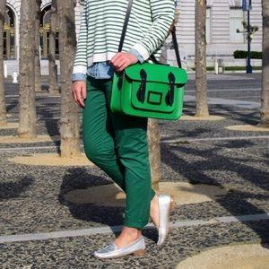Gap Pants - Green Gap Broken In Khakis