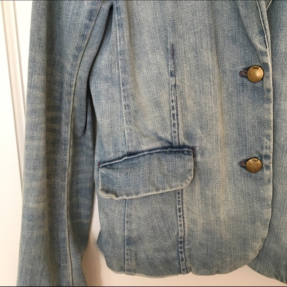 Gap Jackets & Coats - Denim Gap Blazer